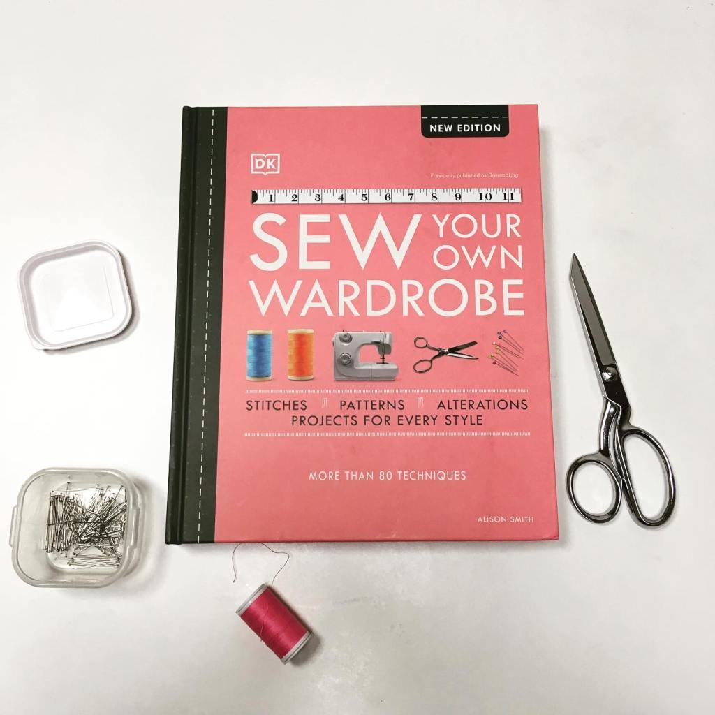 Sew your own wardrobe | Varrd meg a saját ruhatárad